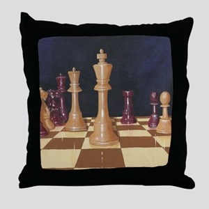 Your Move Throw Pillow