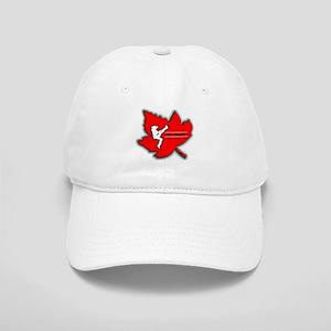 Canadian Girls Kick Ass Maple Cap