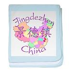 Jingdezhen China baby blanket