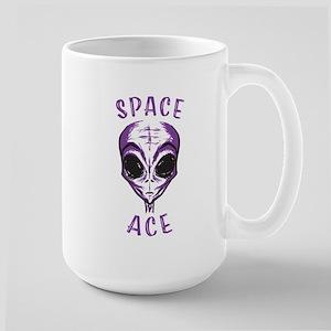 Space Ace Alien Mugs
