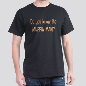 Muffin Man Dark T-Shirt