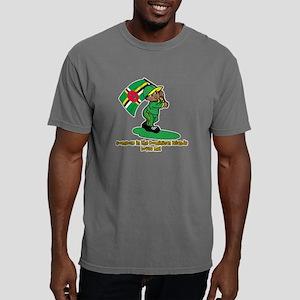 1someone_dominicanisland Mens Comfort Colors Shirt