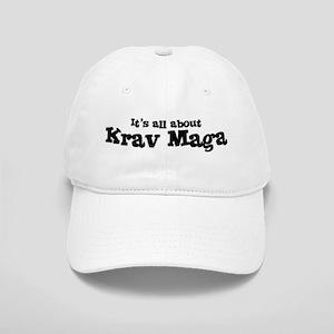 Krav Maga Design Framed Tile638053771 Hats - CafePress c59afd82fc71