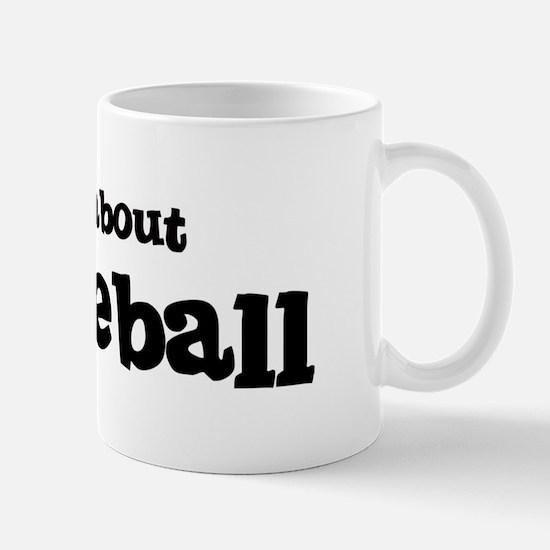 All about Paddleball Mug