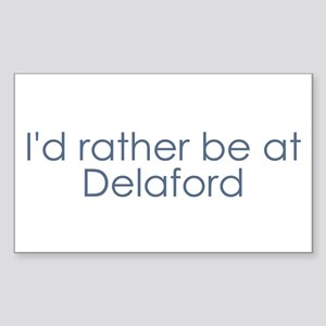 Delaford Rectangle Sticker