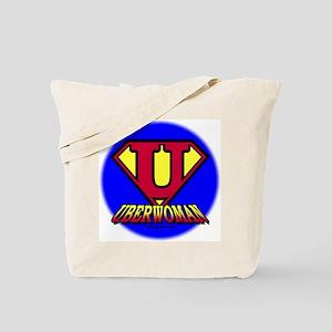 UberWoman Tote Bag