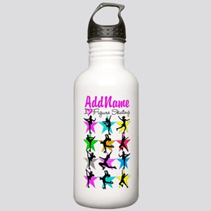 ICE SKATING STAR Stainless Water Bottle 1.0L