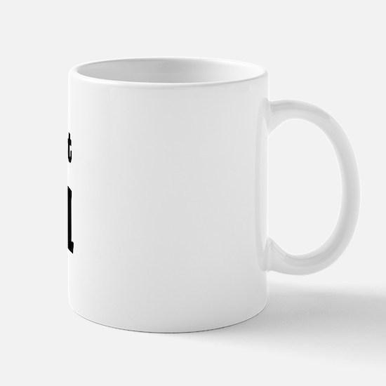 All about Futsal Mug