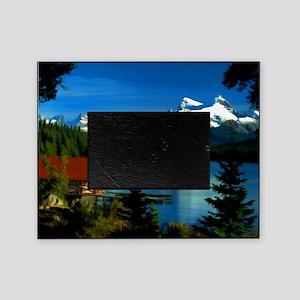 Alpine Lake Picture Frame