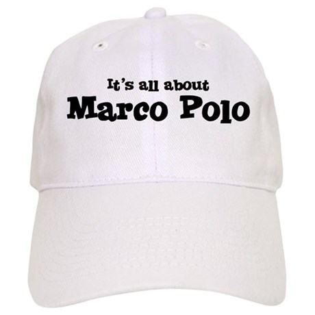 all about marco polo baseball cap by sportshut. Black Bedroom Furniture Sets. Home Design Ideas