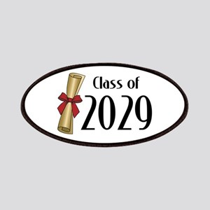 Class of 2029 Diploma Patches