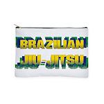 Brazilian Jiu Jitsu Makeup Pouch