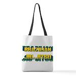 Brazilian Jiu Jitsu Polyester Tote Bag