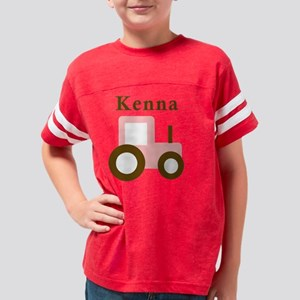 pbtkenna Youth Football Shirt