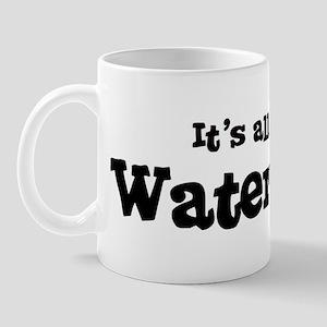 All about Watercross Mug
