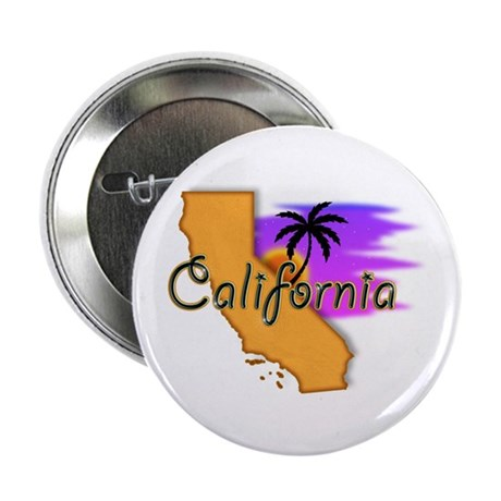 "California 2.25"" Button (10 pack)"