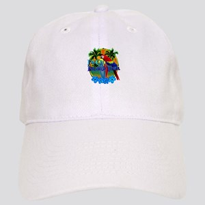 Island Time Surfing Baseball Cap