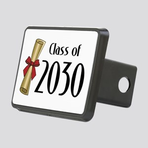 Class of 2030 Diploma Rectangular Hitch Cover