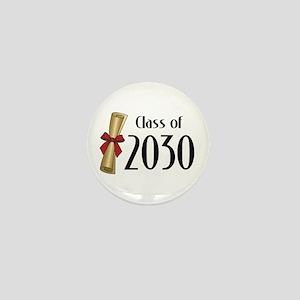 Class of 2030 Diploma Mini Button