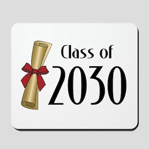 Class of 2030 Diploma Mousepad