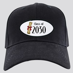 Class of 2030 Diploma Black Cap