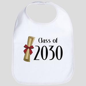 Class of 2030 Diploma Bib