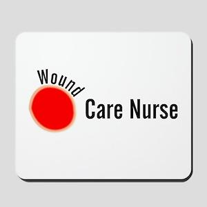 Wound Care Nurse Wound Darks Mousepad