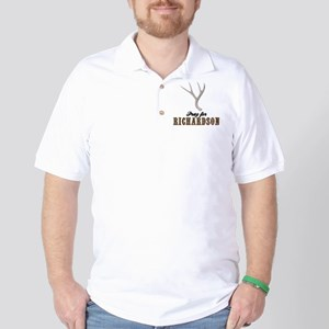 Pray for Richardson-1 Golf Shirt