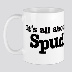 All about Spud Mug