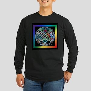 Five Elements Square Long Sleeve T-Shirt
