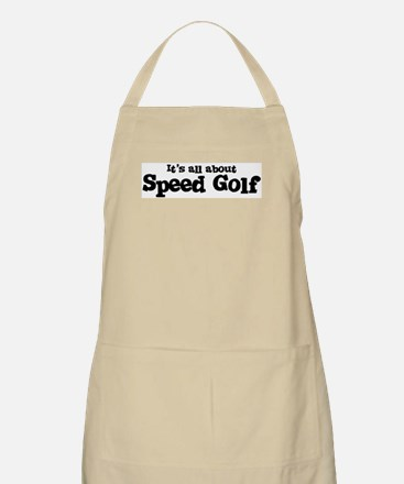 All about Speed Golf BBQ Apron