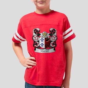 Maciel Family Youth Football Shirt