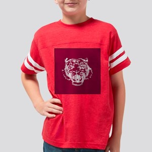 tiger_color2 Youth Football Shirt