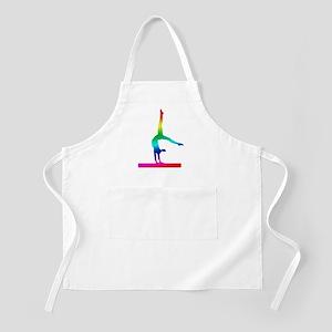 Flip Flop Rainbow Gymnast Apron