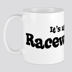 All about Racewalking Mug
