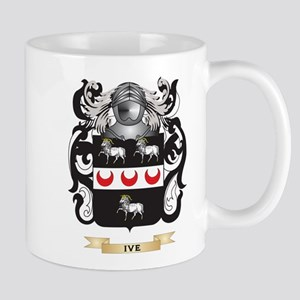 Ive Coat of Arms (Family Crest) Mug