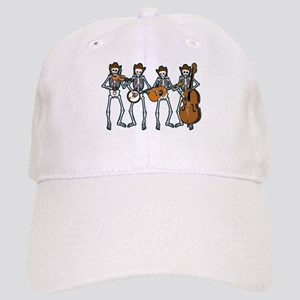 Cowboy Music Skeletons Cap