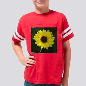 Sunflower Keepsake Box Youth Football Shirt
