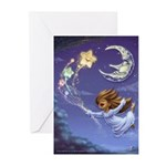 Bedtime Travels Greeting Cards (Pk of 20)