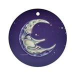 Bedtime Travels Ornament (Round)