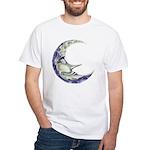Bedtime Travels White T-Shirt