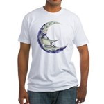 Bedtime Travels Fitted T-Shirt