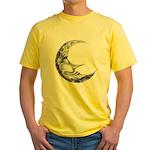 Bedtime Travels Yellow T-Shirt