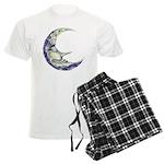 Bedtime Travels Men's Light Pajamas