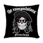 Ferocious Everyday Pillow