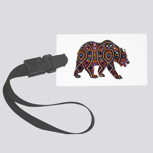 POWERED UP Luggage Tag