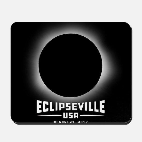 Eclipseville USA Mousepad