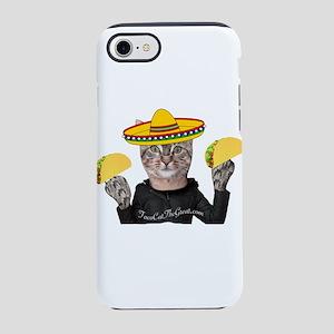 TacoCatTheGreat iPhone 7 Tough Case