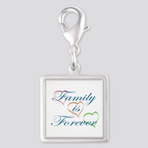 Family is Forever Charms