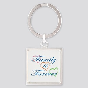 Family is Forever Keychains